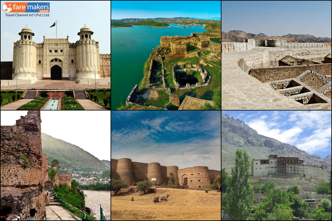 forts-in-pakistan