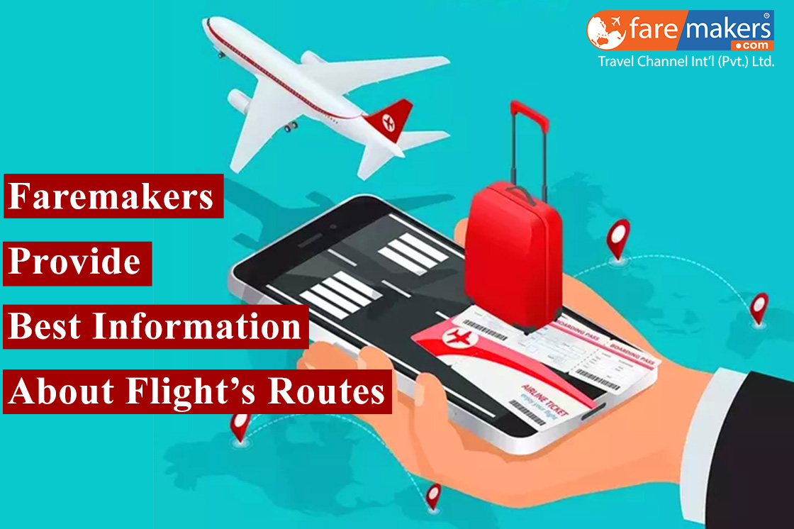Information-about-flight's-routes