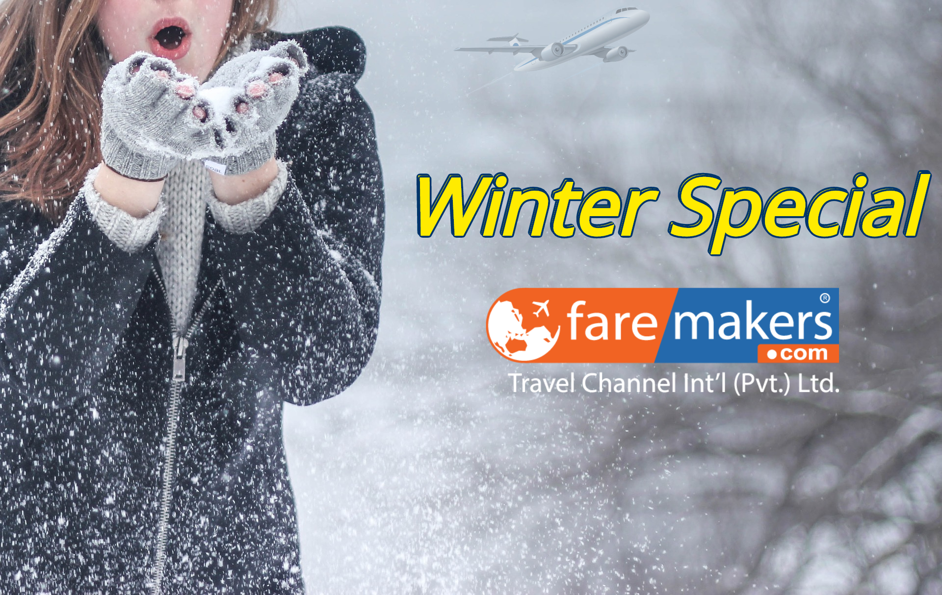 Winter Special with faremakers