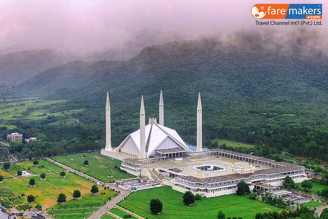 islamabad world tour